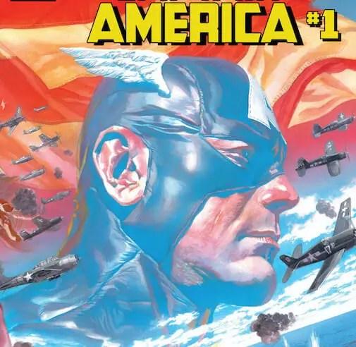 Marvel Comics Captain America $1 Review