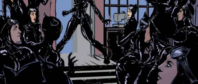 Catwoman #1 Review