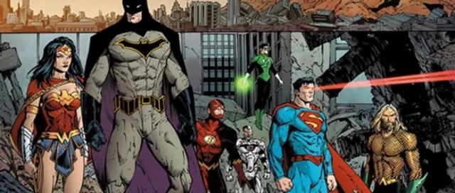 DC Comics Snyder Event SDCC