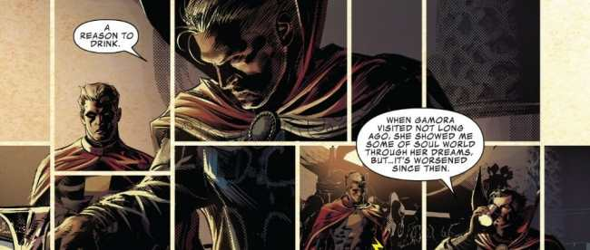 Infinity Wars Prime #1 Review