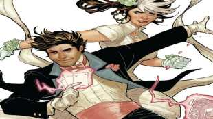 Mr. & Mrs. X #1 Review