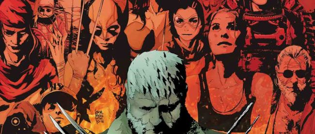 Old Man Logan #50 Cover