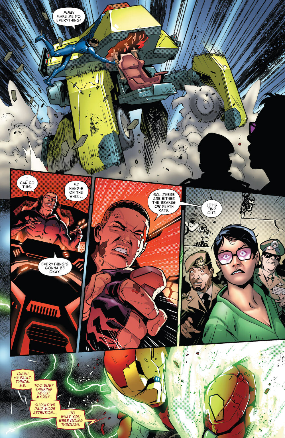 tony stark iron man 2 review comic book revolution