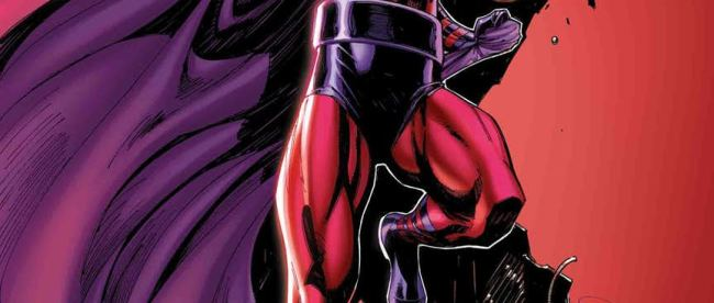 X-Men: Black Magneto #1 Cover