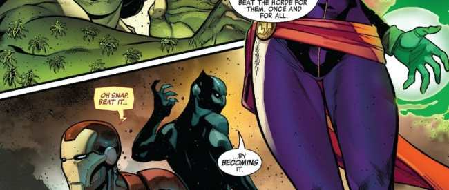 Avengers #6 Review