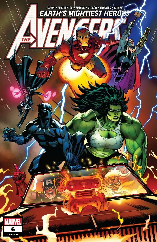 Avengers #6: