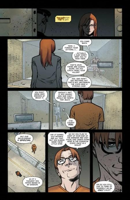 Batgirl Annual 2 Highlight