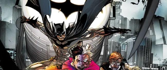 Detective Comics #992 Cover