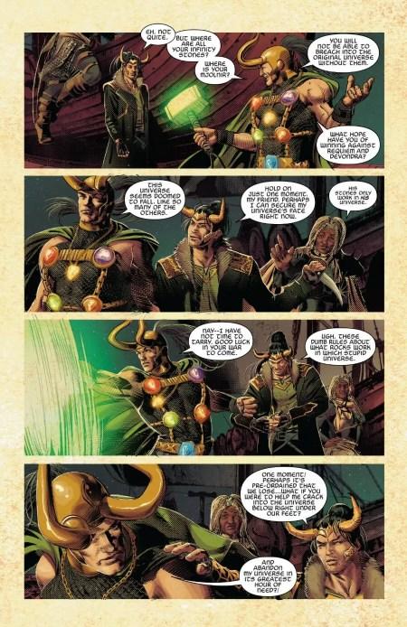 Infinity Wars 1 Highlight