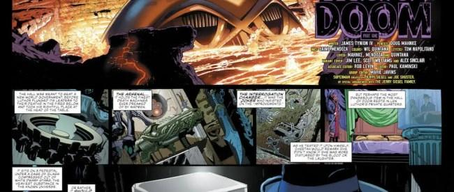DC Comics Justice League #5 Review