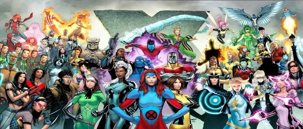 Marvel Comics November 2018 Solicitations Analysis