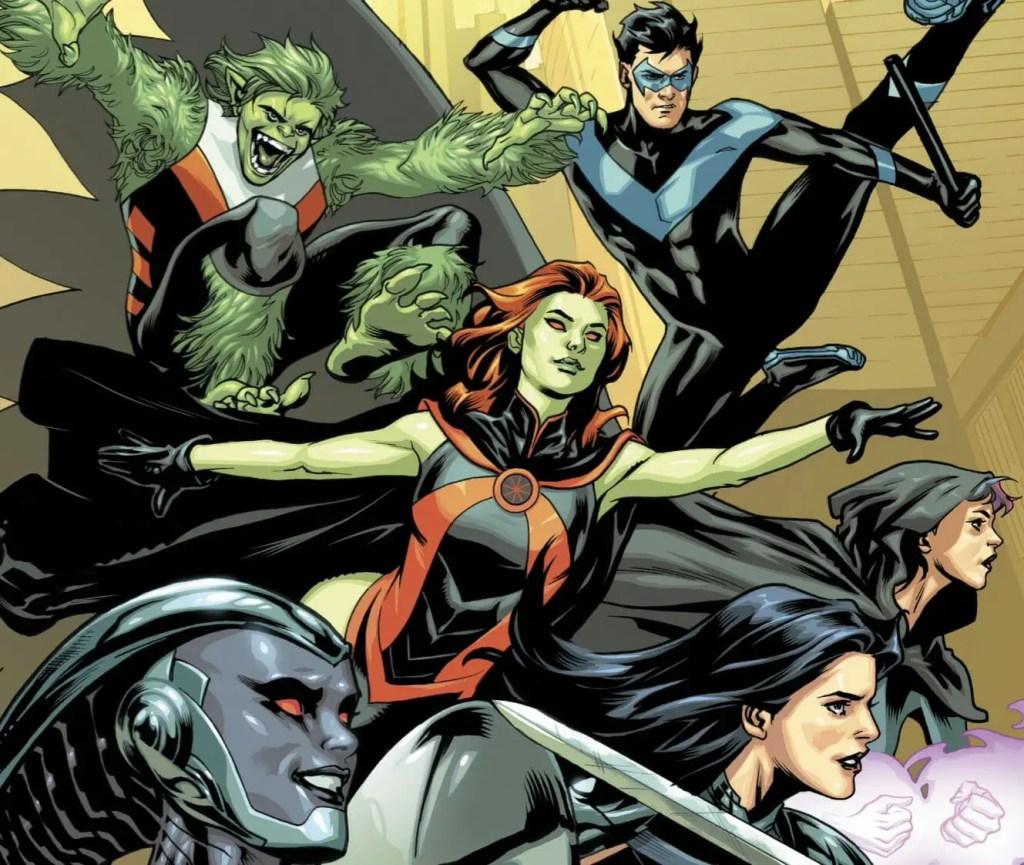 Titans #24 Review