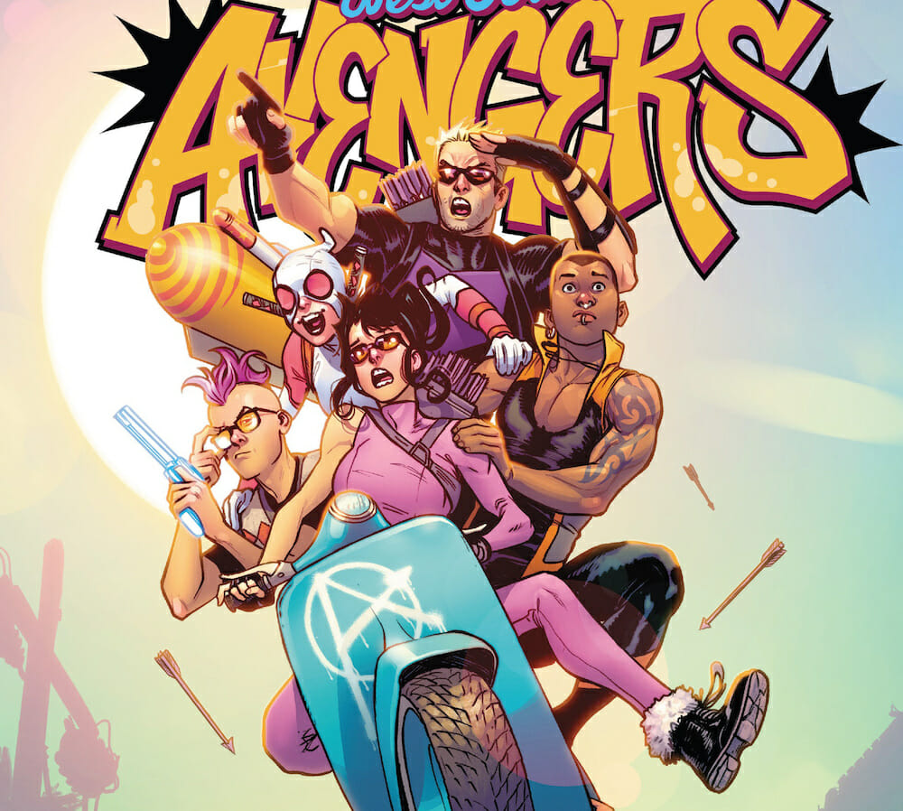 West Coast Avengers #1 Review – Another Take
