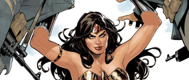 Wonder Woman #58 Cover