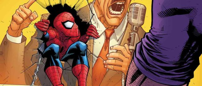 Amazing Spider-Man #11 Cover