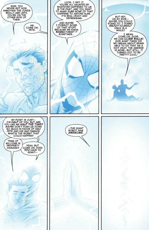 Amazing Spider-Man #5 Highlight