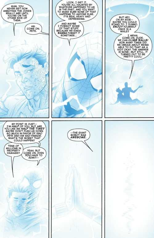 Amazing Spider-Man #5 Highlight