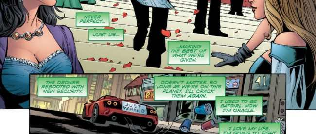 Convergence: Nightwing/Oracle