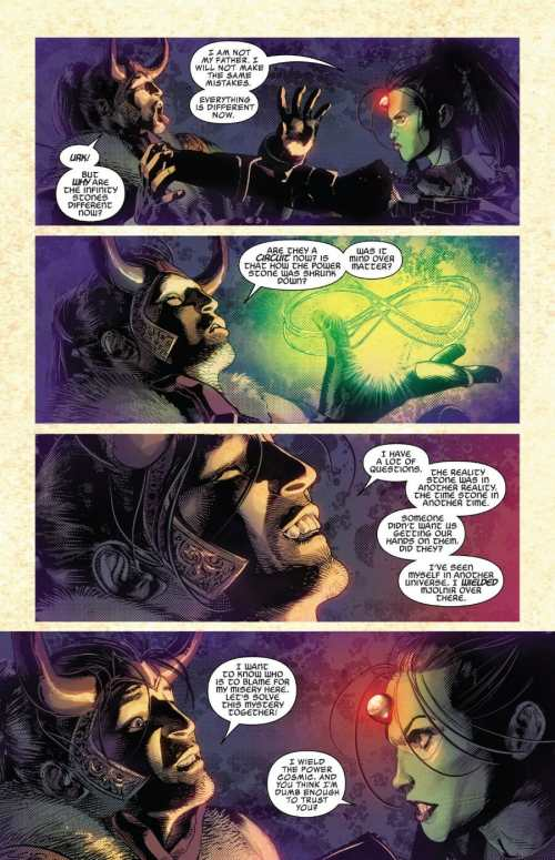 Infinity Wars #3 Highlight