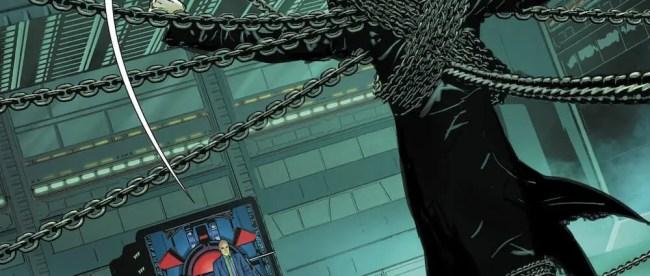 DC Comics Justice League #8 Review