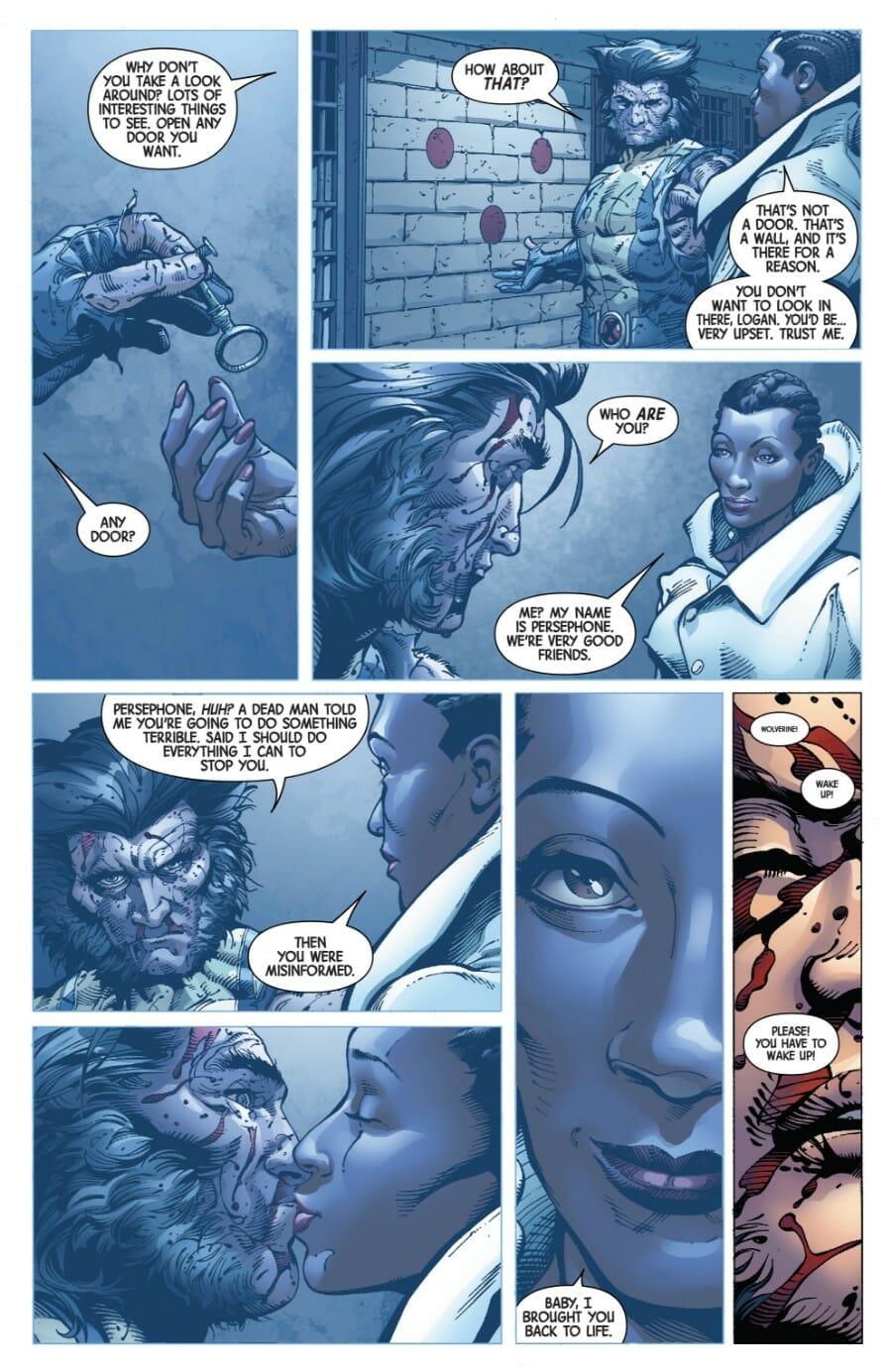 47b8d44253d Return Of Wolverine 1-6 - Comic Book Revolution