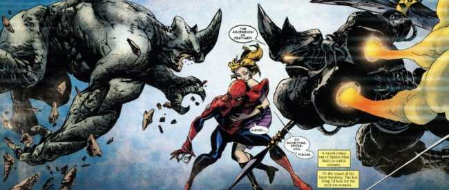 Spider-Man Rage Of The Rhino Starter Guide
