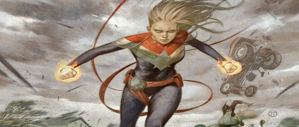 The Life Of Captain Marvel #3 Review