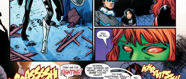 Titans #26 Review
