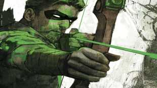 Green Arrow #45 Review