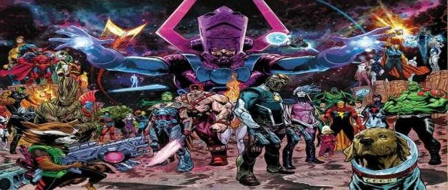 Marvel Comics January 2019 Solicitations Analysis