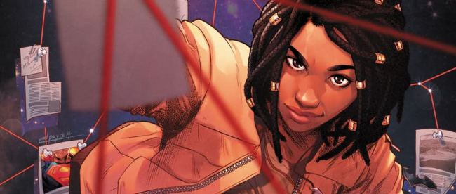 Naomi #1 Cover