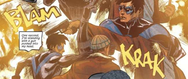 Nightwing #51 Review