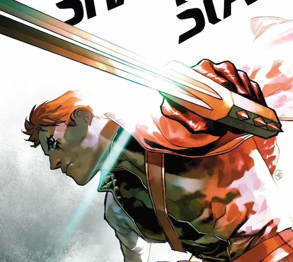 Marvel Comics Shatterstar #1 Review