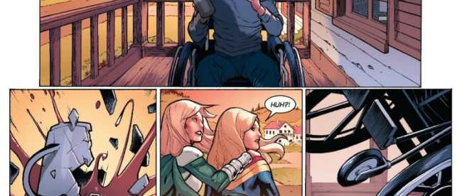 The Life Of Captain Marvel #4 Review