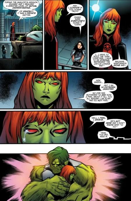 Titans #27 Moment
