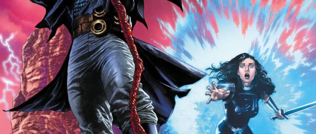 Titans #33 Cover