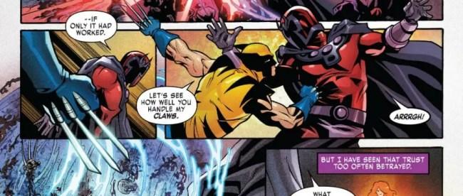 X-Men: Black - Magneto #1 Review