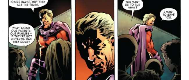 X-Men: Black - Magneto #1 Review