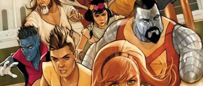 AGE OF X-MAN THE MARVELOUS X-MEN #1 Cover