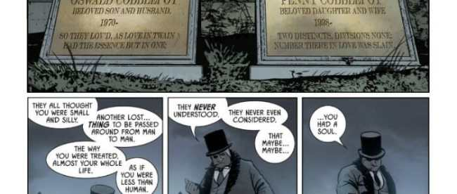 Batman #58 Review