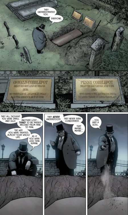 Batman 58 Highlight