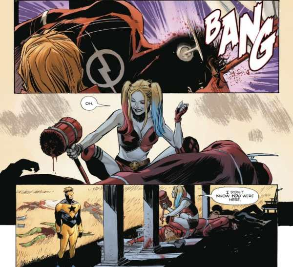 Heroes In Crisis 3 Highlight