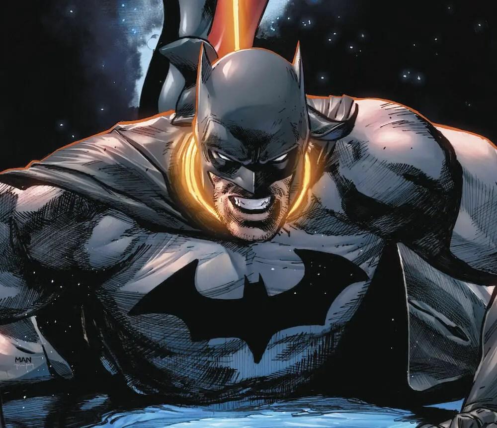DC Comics Heroes in Crisis #2 Review
