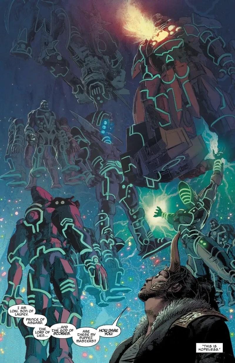 Infinity Wars #5 Spoiler Review - Comic Book Revolution