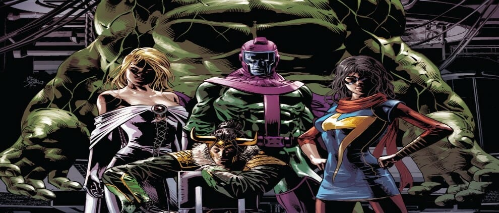Infinity Wars #5 Review