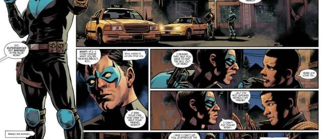 Nightwing #53 Review