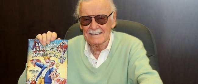 Thank You Stan Lee