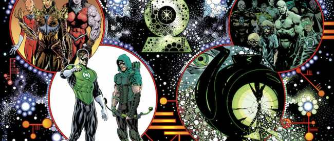 DC Comics Green Lantern #1 Review