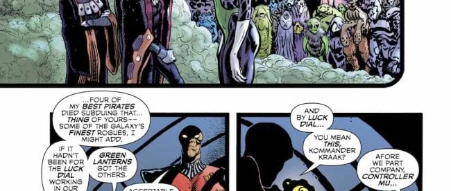 DC Comics Green Lantern #1 Review
