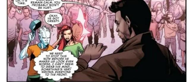 Uncanny X-Men #1 Review